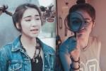 Tạo hình hài hước 'khó đỡ' của Hoà Minzy trong phim kinh dị mới