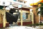 Cây ATM tại cổng trường ở Nghệ An phát nổ lúc rạng sáng