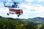 Bà Rịa-Vũng Tàu: Máy bay trực thăng mất liên lạc sau 15 phút cất cánh