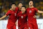 Nếu lịch sử 7 giải đấu gần nhất lặp lại, Việt Nam sẽ vô địch AFF Cup 2018