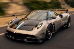 Mãn nhãn siêu xe Pagani Huayra phiên bản 'Rồng' sắp ra mắt