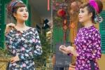 Hoa hậu biển Ninh Hoàng Ngân rực rỡ, dịu dàng với áo dài cách tân