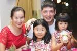 Ghen tị với hình ảnh hạnh phúc của gia đình diễn viên Bình Minh
