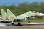 Tiêm kích Su-30MK2 của Không quân Việt Nam gặp sự cố trên biển