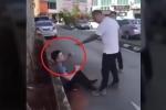 Clip: Bạo hành vợ, con rể bị bố vợ thẳng tay trừng trị