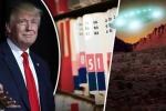 Trump công bố bí mật động trời về người ngoài hành tinh nếu đắc cử?