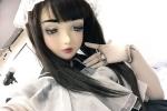 Người mẫu 'búp bê sống' Nhật Bản khiến người xem không tin là có thật