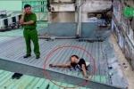 Video: Sự thật sau bức ảnh 'ăn trộm đục mái tôn bị điện giật chết' ở TP.HCM