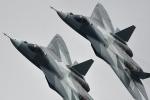 Mỹ phản ứng thế nào trước tin siêu tiêm kích Su-57 xuất hiện tại Syria?