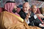 Phản ứng thú vị của ông Putin khi đội tuyển Nga chọc thủng lưới Ả Rập Xê Út