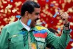 Ông Nicolas Maduro tái đắc cử Tổng thống Venezuela với 68% phiếu bầu trong điều kiện cam go