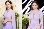 Hoa hậu Phương Lê diện trang sức kim cương hơn 2 tỷ đồng