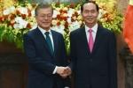 Toàn văn tuyên bố chung Việt Nam - Hàn Quốc