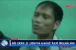 Rùng mình trước mưu đồ của nghi can thảm sát 4 bà cháu ở Quảng Ninh