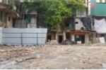 Dự án đất vàng 'chết dí' giữa Thủ đô: Đề xuất cưỡng chế