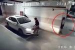 Cô gái thông minh khiến 2 tên trộm ôtô hoảng hồn chạy trối chết
