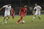 Video U23 Myanmar thua soc U19 Han Quoc truoc them ASIAD 2018 hinh anh 1