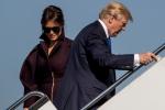 Đệ nhất Phu nhân Mỹ chỉ trích chính sách nhập cư của chồng