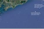 Hai tàu va chạm trên biển Vũng Tàu, 9 người mất tích