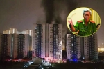 Cháy chung cư quận 8 TP.HCM, tướng công an nói 'không loại trừ khả năng cài đặt gây nổ'