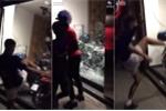 Clip: Lợi dụng ăn mừng, CĐV Pháp điên cuồng đập phá cửa hàng, cướp xe máy