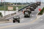 Bộ Tư lệnh Quân khu 4 điều lực lượng giúp dân Hà Tĩnh khắc phục hậu quả bão số 10