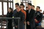 Luật sư bị cảm lạnh, tòa hoãn xử ông trùm Minh 'sâm'