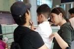 Vợ chồng Lee Byung Hun đưa con trai tới Đà Nẵng