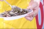 Lai rai với món xương lươn chiên giòn tan