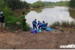 Phát hiện thi thể nam giới xăm mình trôi dưới sông Rạch Chiếc