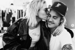 Justin Bieber và Hailey Baldwin đi đăng ký kết hôn