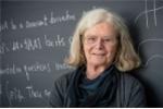 Người phụ nữ đầu tiên giành giải 'Nobel Toán học'