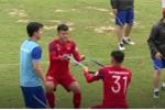 U23 Việt Nam nghẹt thở với bài rèn thể lực 'khủng khiếp' của thầy Park