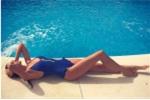 Hoa hậu Tây Ban Nha khoe ảnh bikini nóng bỏng, mặc kệ đề nghị chăm sóc con riêng Ronaldo
