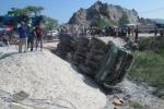 Ảnh: Hiện trường vụ tai nạn đường sắt kinh hoàng ở Thanh Hoá