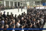 Video: Các đoàn vào viếng cố Chủ tịch nước Trần Đại Quang