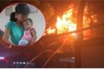 Cháy lớn gần Bệnh viện Nhi Trung ương: 'Tiền bạc, đồ đạc bị thiêu rụi rồi, giờ làm sao chữa bệnh cho con?'