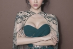 Hoa hau Huong Giang quyen ru, do sac ben tan Hoa hau Chuyen gioi Thai Lan hinh anh 4