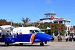 Cận cảnh máy bay Casa-212 số hiệu 8983 mất tích trên biển