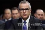 Còn vài chục giờ nữa là nghỉ hưu, cựu Phó GĐ FBI vẫn bị sa thải