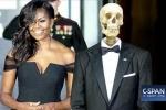 Clip: Tổng thống Obama ví mình già nua như bộ xương bên vợ