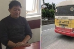 Tài xế xe 'dù' đánh chảy máu mũi hành khách ở Hà Tĩnh từng nhốt CSGT, chém đồng nghiệp