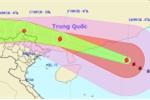 Bão số 6 - Mangkhut đổ bộ Trung Quốc, Vịnh Bắc Bộ gió giật cấp 10