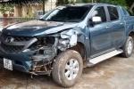 Bắt giữ tài xế gây tai nạn chết người rồi bỏ trốn
