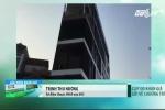 Video: Mục sở thị nhà siêu mỏng, siêu méo trên con đường 6.000 tỷ ở Thủ đô