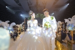 Video: Toàn cảnh 'đám cưới thế kỷ' của Lâm Khánh Chi và chồng kém 8 tuổi