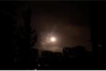 Video: Syria đánh chặn thành công nhiều tên lửa của Mỹ và đồng minh