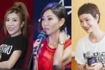 Trà My Idol, Trang Pháp 'mắt tròn mắt dẹt' xem Thu Minh thị phạm cho thí sinh