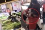 Đánh đập trẻ mầm non, cô giáo Trung Quốc bị phụ huynh đến tận lớp đánh dằn mặt