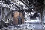 Vụ cháy thảm khốc ở Nga có khả năng do phóng hỏa